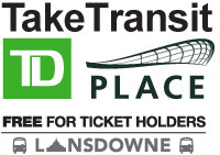 Transportation - Ottawa REDBLACKS